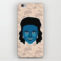 seinfeld iPhone & iPod Skins featuring Elaine Benes - Seinfeld by Kuki