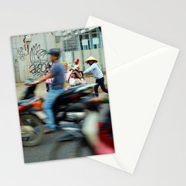 Rush Hour Mopeds, Ho Chi Minh City Stationery Cards