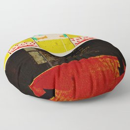 « varia » Floor Pillow