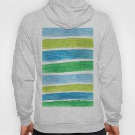 Sea Stripes Hoody