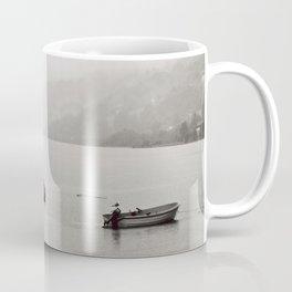 Opposite directions Coffee Mug