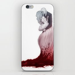 Love suicide iPhone Skin