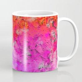Red pink paper Coffee Mug