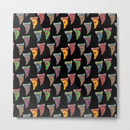 pizza galaxy fortune Metal Print