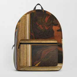 Georges Lacombe - Grotte a Camaret Backpack