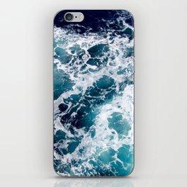 Ocean by Lika Ramati iPhone Skin