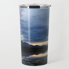 Horseshoe lake Travel Mug