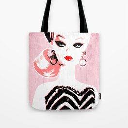 Classic Barbie Tote Bag