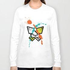 Splatoon - Turf Wars 4 Long Sleeve T-shirt