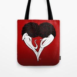 Ammonite Amore Tote Bag