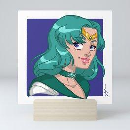Sailor Neptune Mini Art Print