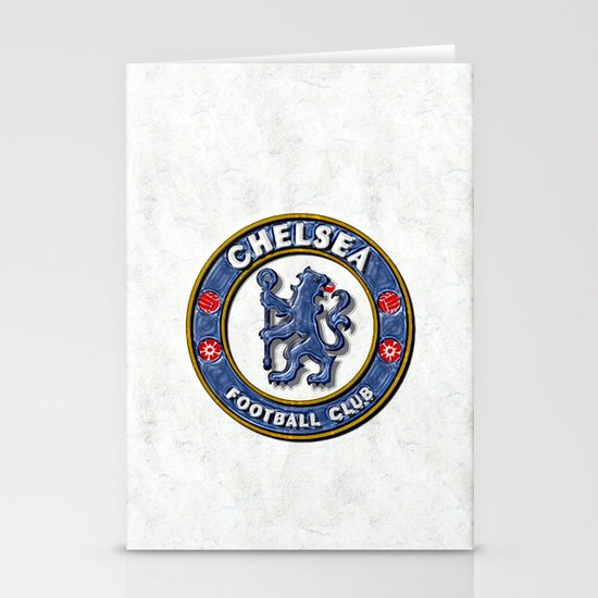 Chelsea Football Club Stationery Cards