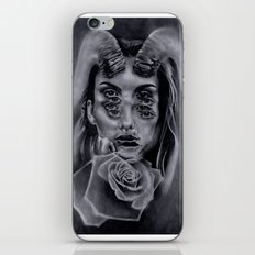 Rose Angel iPhone & iPod Skin
