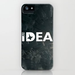 Inception - An Idea iPhone Case