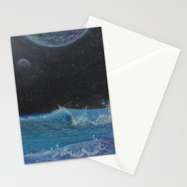 Fluctuating Irrigation Stationery Cards