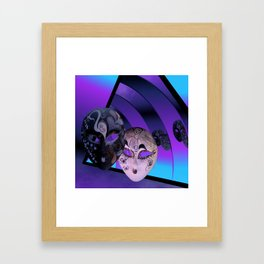 illusions -2- Framed Art Print