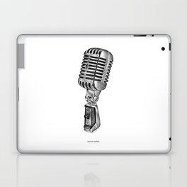 Spoken words Laptop & iPad Skin