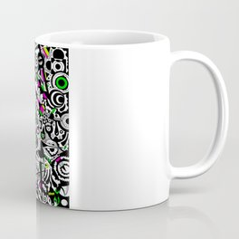 Looking in the three eyes Coffee Mug