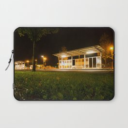 Bus and trainstation Laptop Sleeve