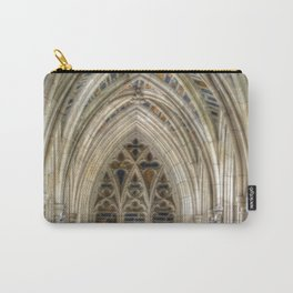 Arcs Of Duke Chapel Carry-All Pouch
