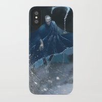 jack frost iPhone & iPod Cases featuring Jack Frost by vicious mongrel