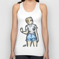 steve rogers Tank Tops featuring Steve Rogers by Ash AROUH