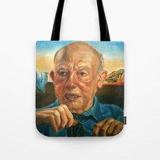 W.V.O. Quine Tote Bag