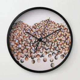 EXPLORATION MONTEM 002 Wall Clock