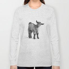 Goat baby G097 Long Sleeve T-shirt