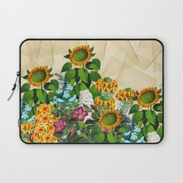 Golden Afternoon Laptop Sleeve