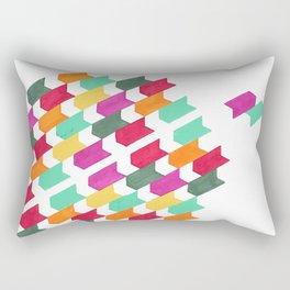 Just Us Two Rectangular Pillow