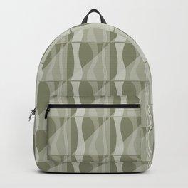 Modern Simple Geometric Pattern 2.7 Backpack