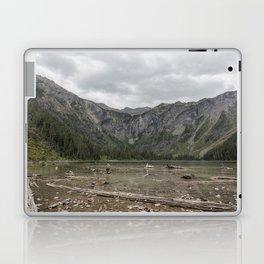 Avalanche Lake No. 1 - Glacier NP Laptop & iPad Skin