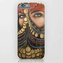 Bedouin iPhone Case