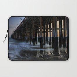 Sunset Pier Laptop Sleeve