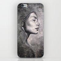 destiny iPhone & iPod Skins featuring Destiny by Pamela Schaefer