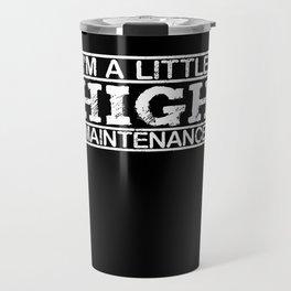 Im high Travel Mug