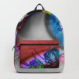 ojo rosado Backpack