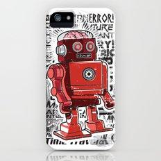 Robot Flux Slim Case iPhone (5, 5s)
