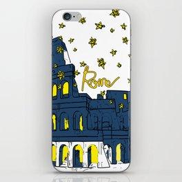 Rome Italy iPhone Skin