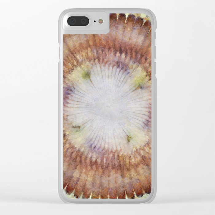 Zain Content Flowers  ID:16165-074458-48710 Clear iPhone Case