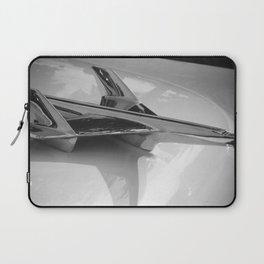 Bel Air Hood Ornament Laptop Sleeve