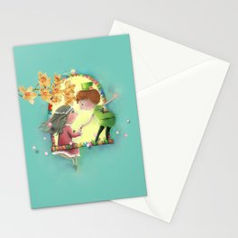 peterpan Stationery Cards