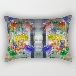 Venetian Glasswork Rectangular Pillow