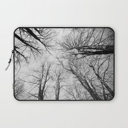 Routes To The Sky Laptop Sleeve