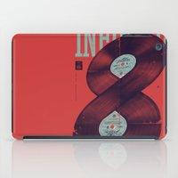 moto iPad Cases featuring Moto Perpetuo II by Vó Maria