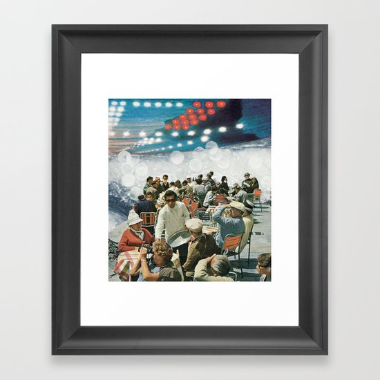 The Grand Wazoo Framed Art Print