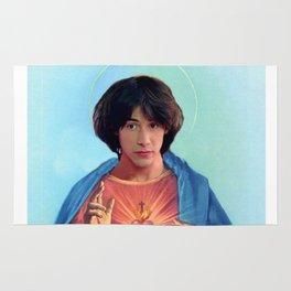 Saint Ted Theodore Logan Rug