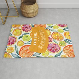 Squeeze the Day – Multi Palette Rug