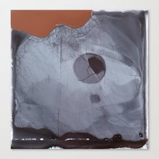 The Empty Shell Canvas Print